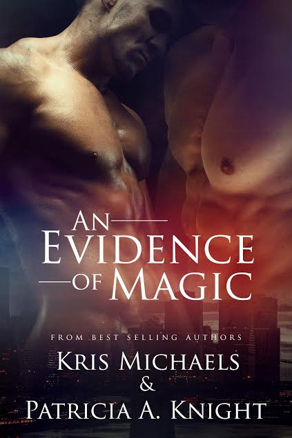 Book Cover: An Evidence of Magic