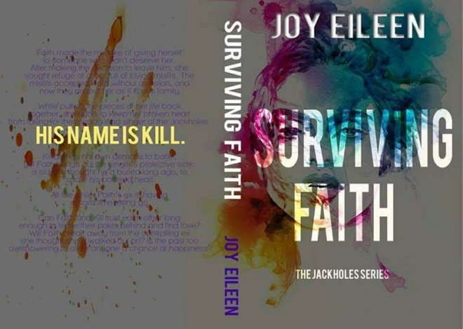 Full Cover of Surviving Faith, by Joy Eileen