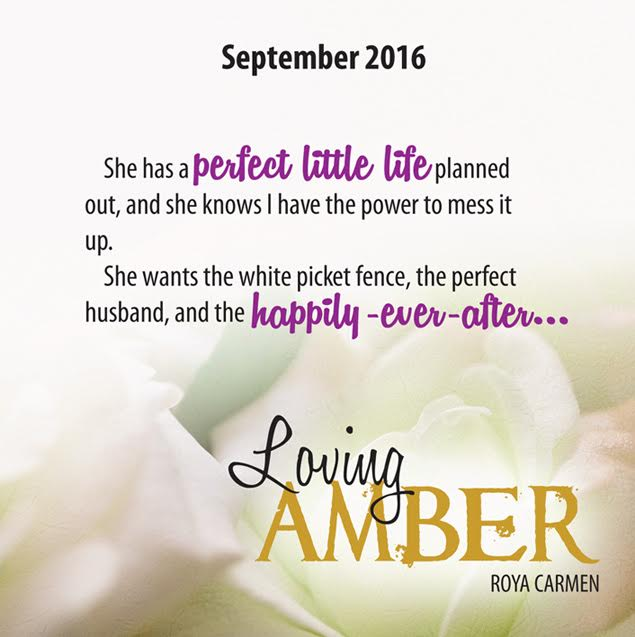A Teaser Quote from Loving Amber by Roya Carmen