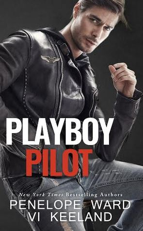 Book Cover, Playboy Pilot