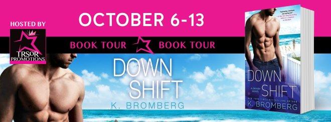 Down Shift Book Tour Banner