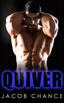 Book Cover, QUIVER, by Jacob Chance