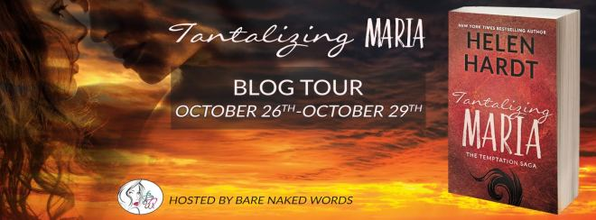 Blog Tour Banner for Tantalizing Maria, by Helen Hardt