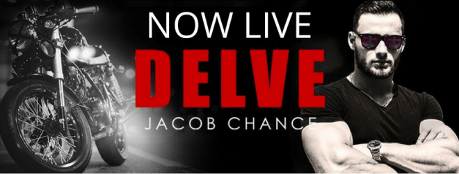 Delve release banner, Jacob Chance