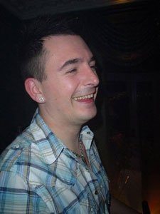 Photo of author Sean Kerr
