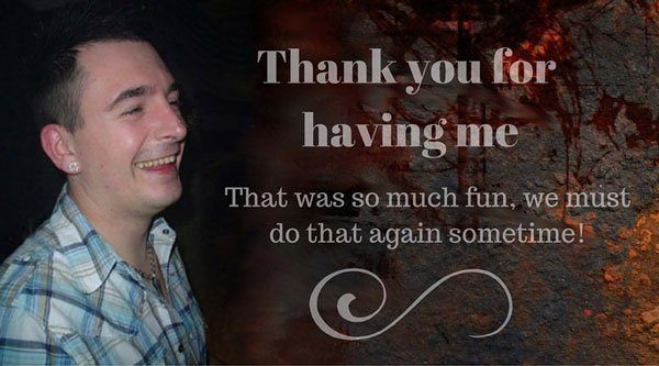 Thank You Banner from Sean Kerr