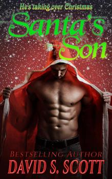 Book Cover, Santa's Son