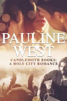 Book Cover, Candlemoth Series #2