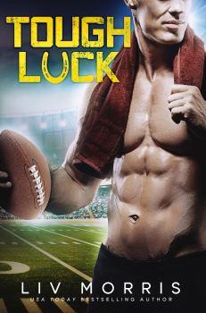 Ebook Cover, Tough Luck