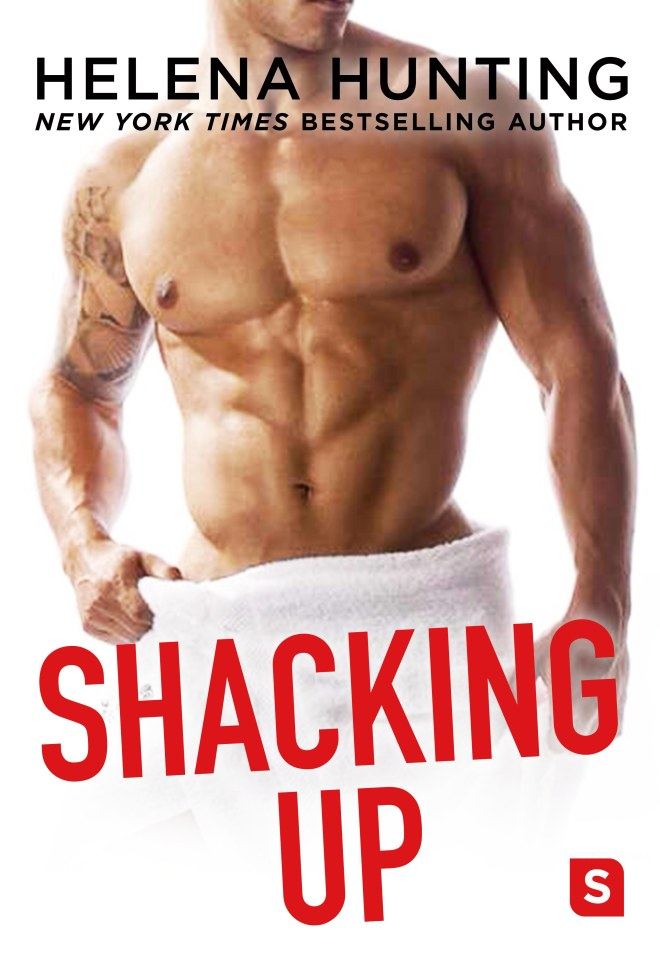 Book Cover, Shacking Up by Helena Hunting