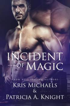 Incident of Magic Book Cover