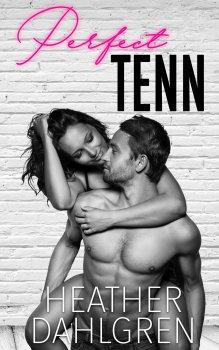 Book cover, Perfect Tenn