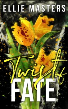 Book Cover, Twist of Fate by Ellie Masters