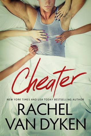 Front Cover, Cheater, by Rachel Van Dyker