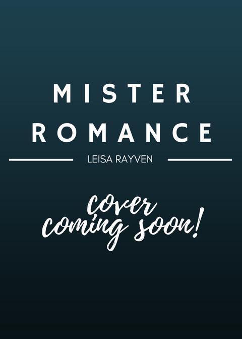 Promo for Mister Romance