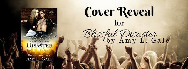 Promo Banner for the Blissful Disaster Cover Reveal