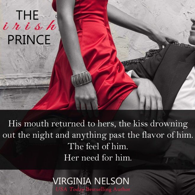 Photo teaser from The Irish Prince