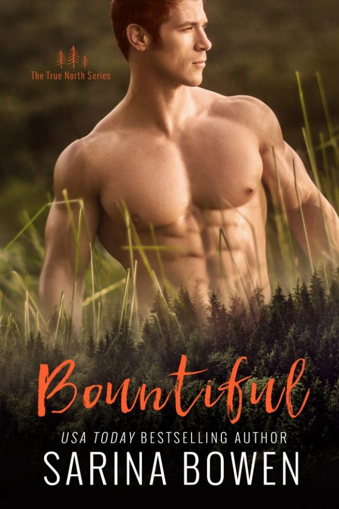Front cover, Bountiful, by Sarina Bowen
