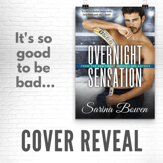 Overnight Sensation-Cover Reveal Banner