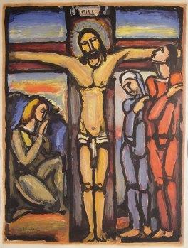 Georges Rouault, Crucifixion