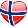 norgehjärta