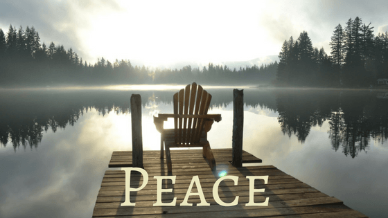 peace and shalom title graphic