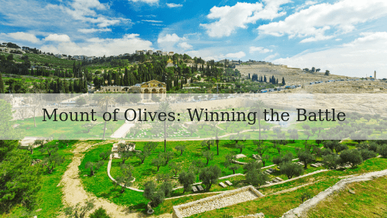Mount of Olives title graphic