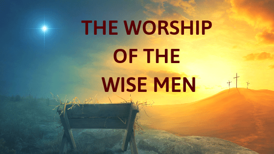 worship of the wise men title graphic