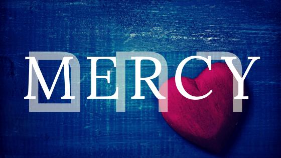 Mercy rehem title graphic