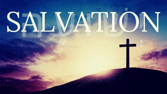 Salvation title graphic