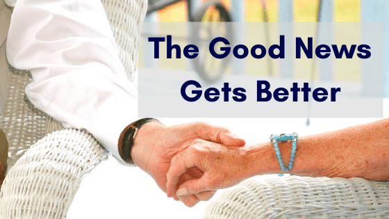 The Good News Gets Better title graphic
