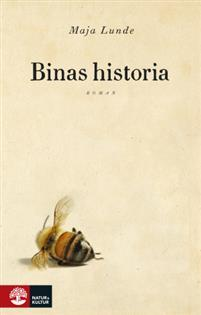 Binas historia Bokomslag