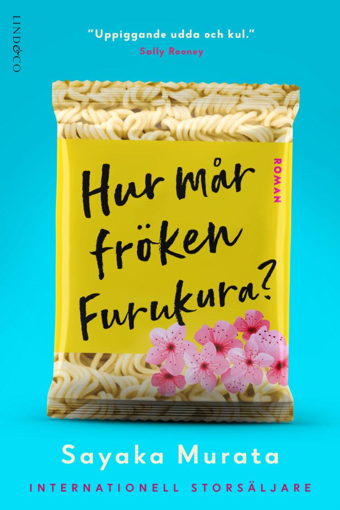 Hur mår fröken Furukura? Bokomslag