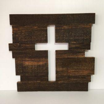 Cross CutOut $25