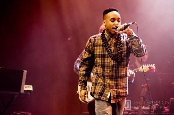 Retro/Ricole and Passport live hip hop in Frederick