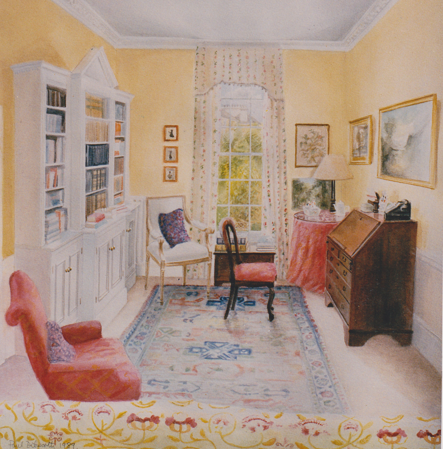 Chelsea drawing room