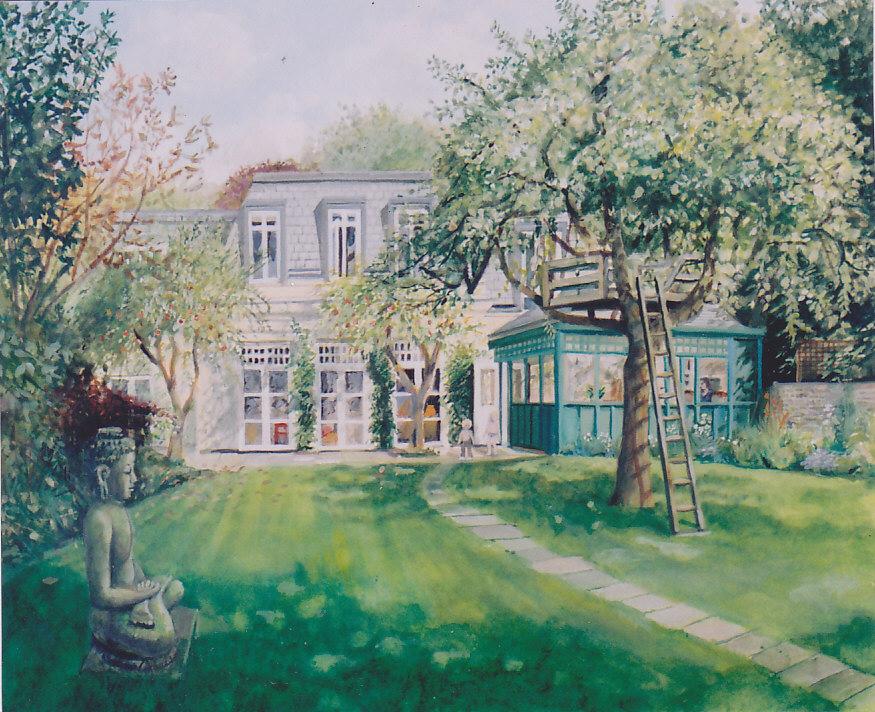 Holland Park Garden_0008