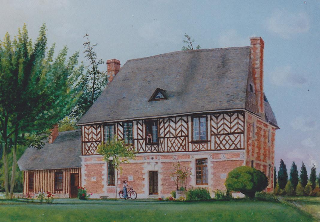 Normandie Chateau_0007