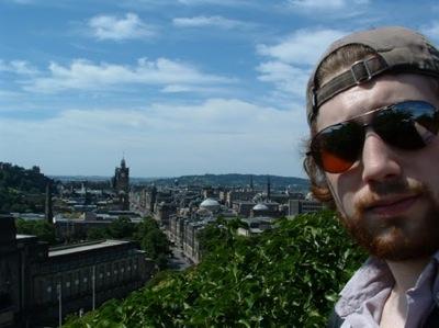 Scotland-Summer 2006-Edinburgh-Calton Hill-040