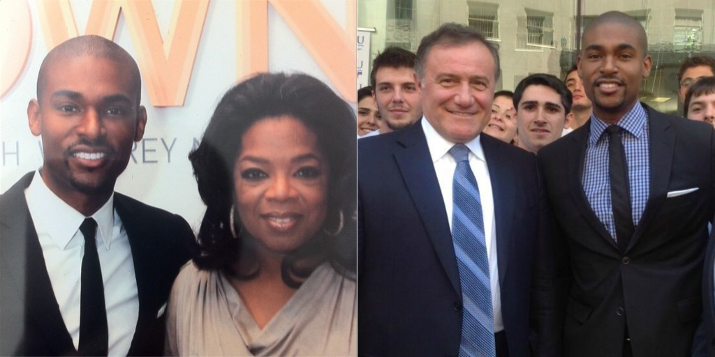 20 successful habits I learned from Oprah Winfrey and Enver Yucel