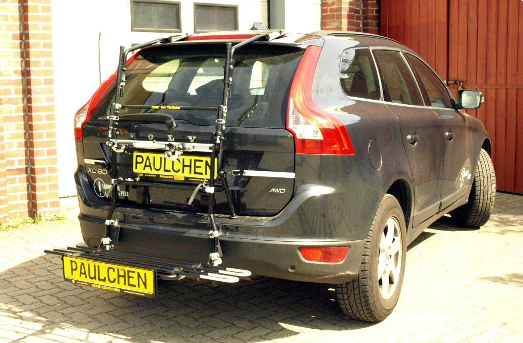 bicycle carrier for volvo xc60