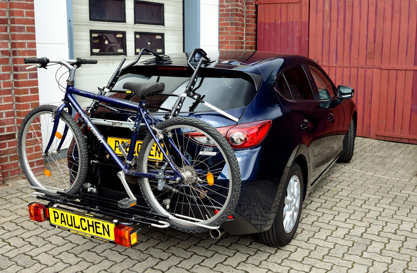 bicycle carrier for mazda 3 bm