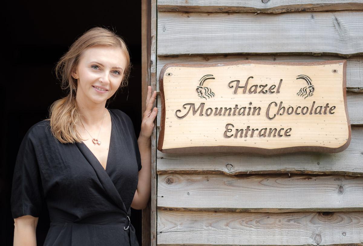 Hazel Mountain Chocolate