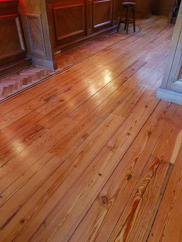 Pitch Pine After