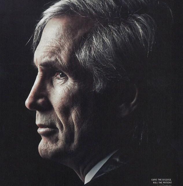 Ron Mattson - Portrait by Carlo Ricci