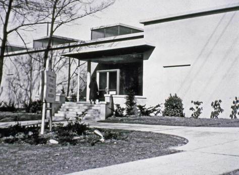 The new Frye Art Museum in 1952 (Courtesy Frye Art Museum)