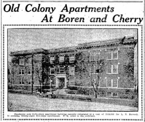 As it was used in the Times for Jan 2, 1910.