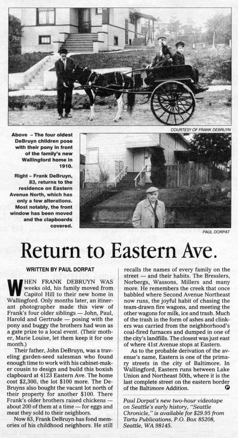 Pacific clipping from Nov. 15, 1992.
