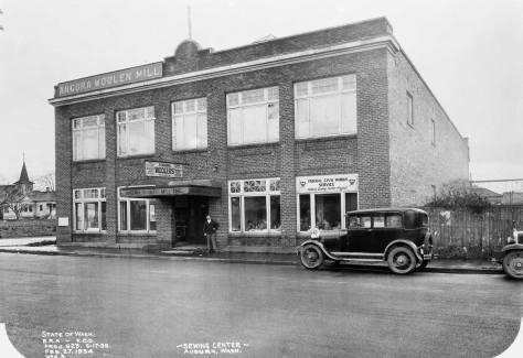 The Auburn Sewing Center, Feb. 27, 1934