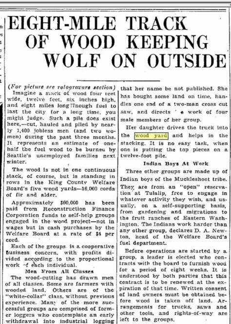 June 4, 1932, but - we apologize - only the top 2/3rds of The Seattle Times clipping